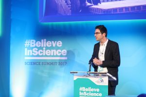 Professor Smolic presents at the The Science Foundation Ireland Science Summit 2017!