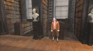 Jonathan Swift in VR/AR- Long Room Project
