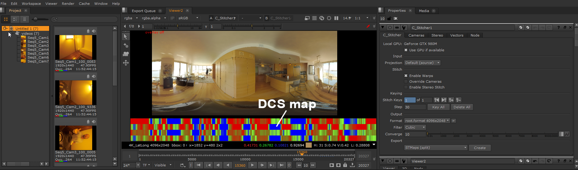 Director's Cut – Visual Attention Analysis in Cinematic VR Content