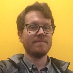 New V-SENSE Research Fellow Weston Aenchbacher! Welcome!