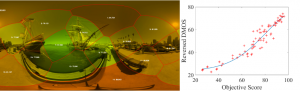 Voronoi-based Objective Quality Metrics for Omnidirectional Video