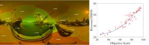 VIVA-Q: Voronoi-based Quality Assessment Framework for Omnidirectional Video