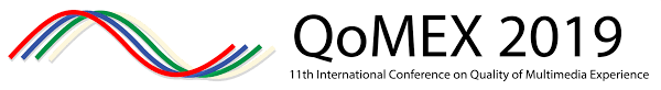 V-SENSE participates at QoMEX 2019, Berlin.