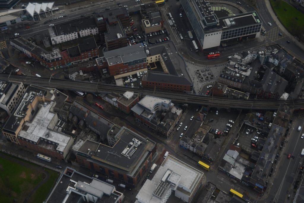 DublinCity – V-SENSE
