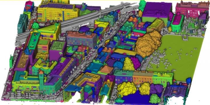 V-SENSE Trinity College Dublin proudly releases DublinCity dataset!