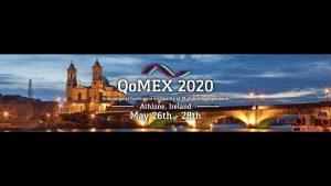 V-SENSE colleague Dr Emin Zerman presents QoMEX 2020!