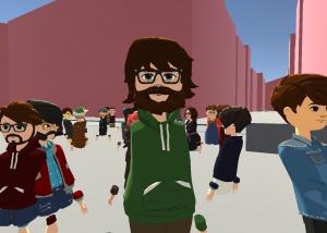 AltspaceVR avatars