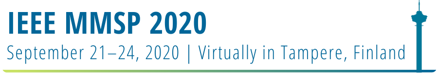 Join V-SENSE Special Session at IEEE MMSP 2020!