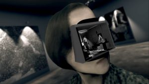 VR ART PRIZE nomination for creative collaboration with artist Lauren Moffatt!